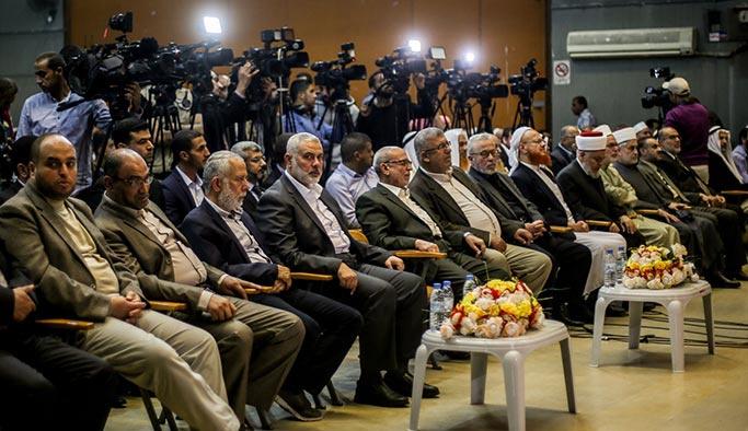 Hamas, yeni vizyonunu yarın açıklayacak