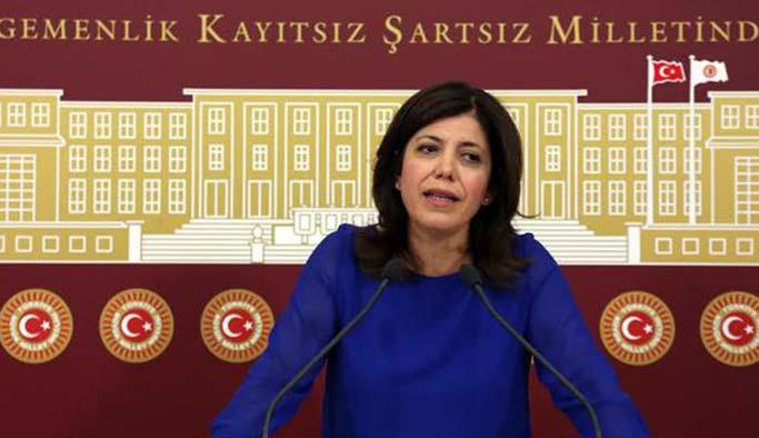 HDP Milletvekili Meral Danış Serbest bırakıldı