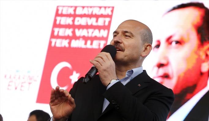 Bakan Soylu: Eğer Tayyip Erdoğan olmasaydı...