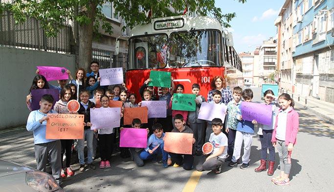 İETT'den 'Temiz otobüs, mutlu yolculuk' kampanyası