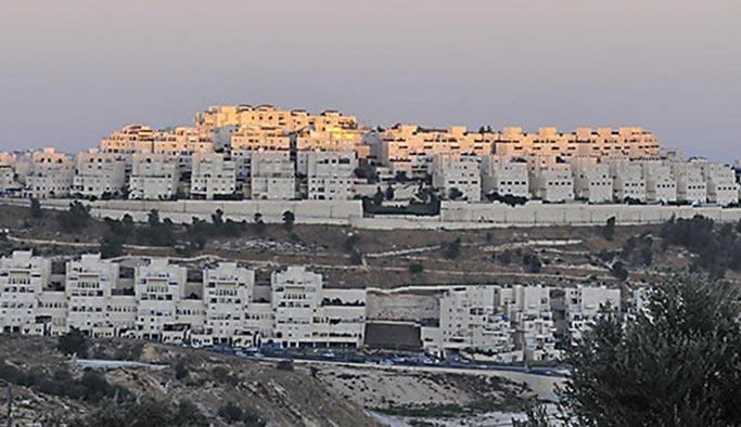 İsrail'den 10 bin yeni işgal konutuna onay