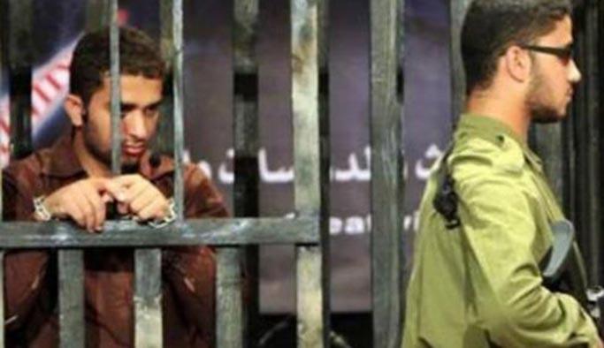 İsrail, Filistin'in mahkumlara yardımından rahatsız