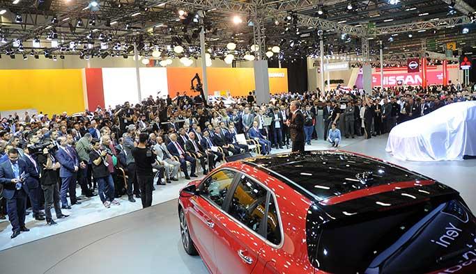 İstanbul Autoshow 2017'ye yoğun ilgi