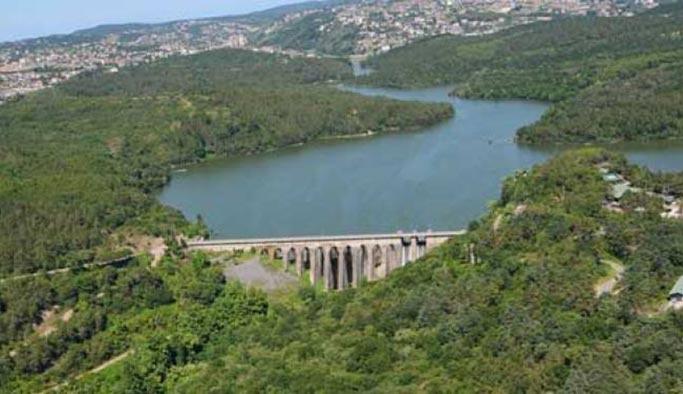 İstanbul barajlarında bahar bereketi
