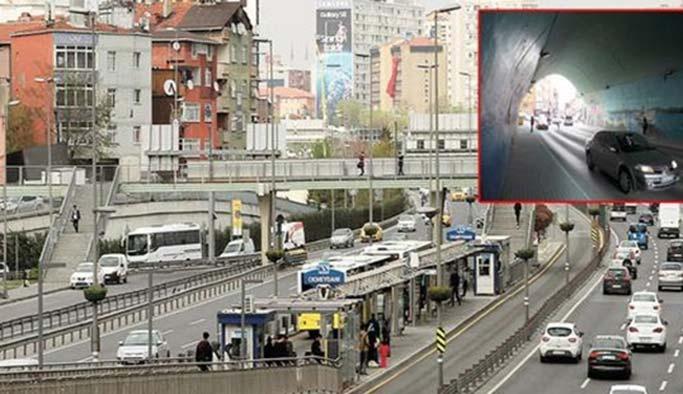 İstanbul'da alt geçitte tecavüz girişimi