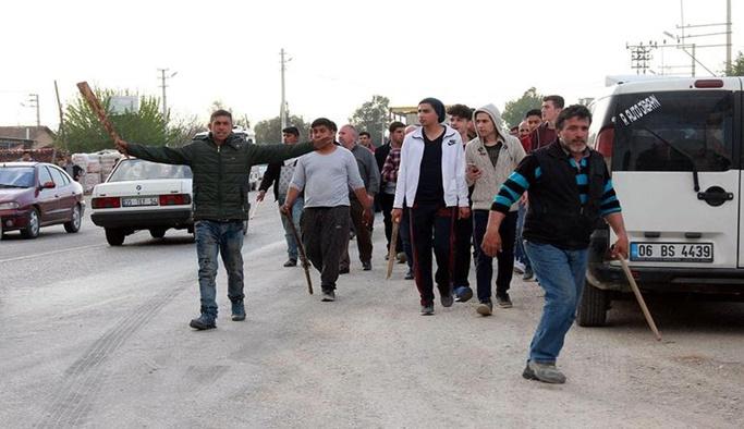 İzmir'de tehlikeli gerginlik! 30 kişi yaralandı