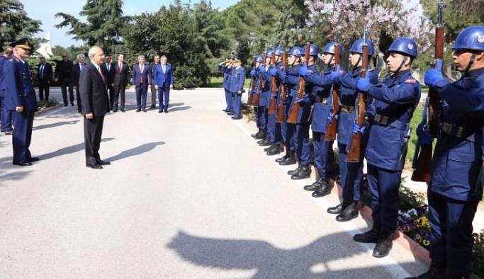 'Kılıçdaroğlu'na askeri tören' incelemesi tamamlandı