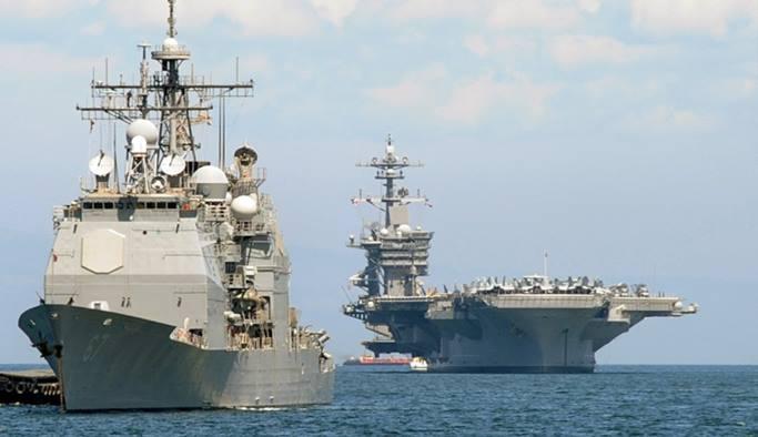 Kuzey Kore'den ABD'ye tehdit: Geminizi batırırız
