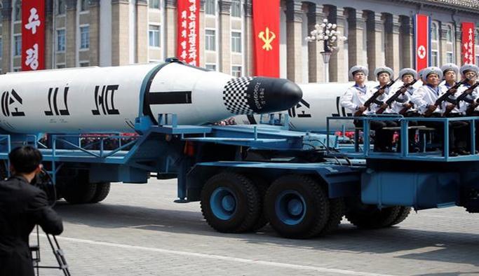 K. Kore'den Avustralya'ya nükleer saldırı tehdidi