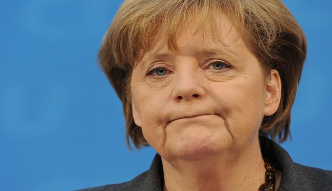 Merkel'den Afrika itirafı