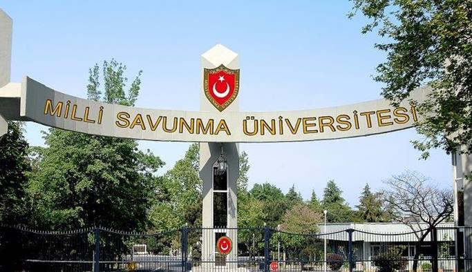 Milli Savunma Üniversitesi öğrenci alacak