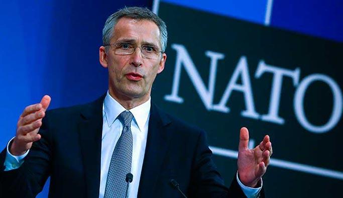 NATO Genel Sekreteri siyasetçi gibi Türkiye'yi uyardı