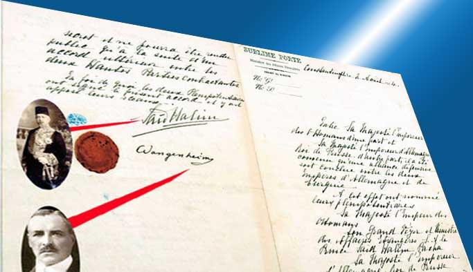İşte Abdülhamit'ten sonra imzalanan 'Osmanlının çöküş anlaşması'