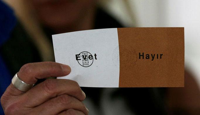 Oy fotoğrafını paylaşanların cezası belli oldu