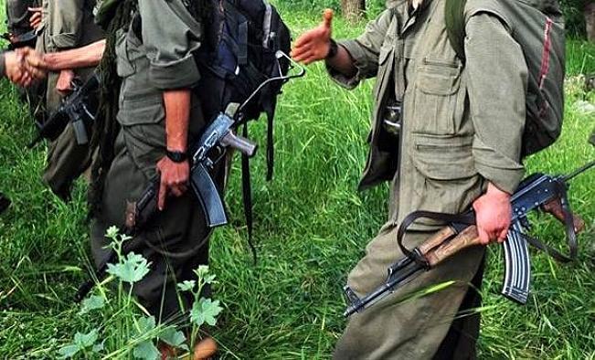 PKK'dan kaçan 8 genç teslim oldu
