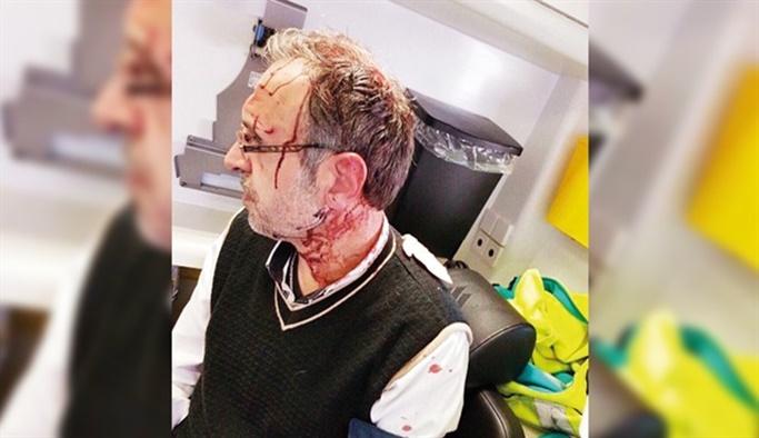 PKK'lılar oy kullanmaya giden vatandaşlara saldırdı
