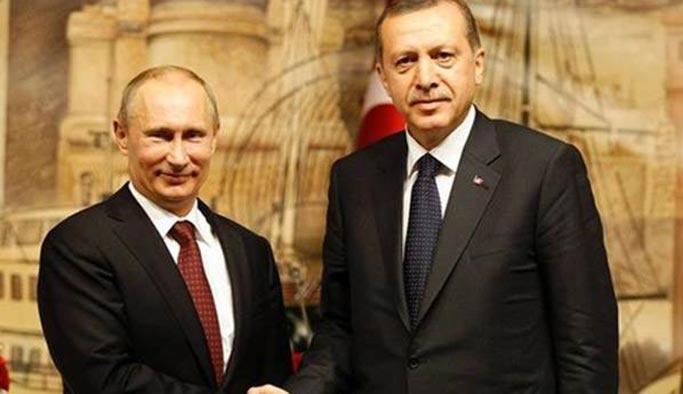 Rusya'dan Erdoğan-Putin görüşmesiye ilgili açıklama