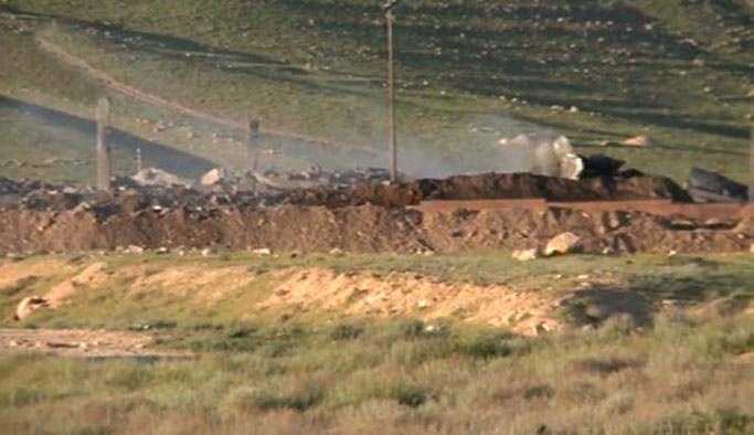 Şengal'in bombalanmasına Kürt bölgesinden ilk tepki