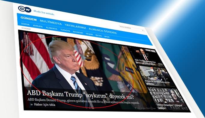 Türk basını unuttu, Alman basını başladı