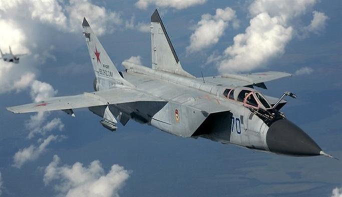 Türkiye sınırının 3 kilometre yakınlarında hava saldırısı