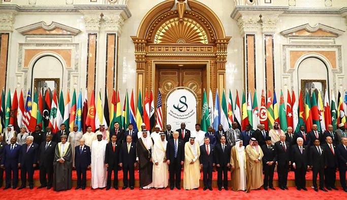 ABD-Arap liderler zirvesinin ana konusu İran
