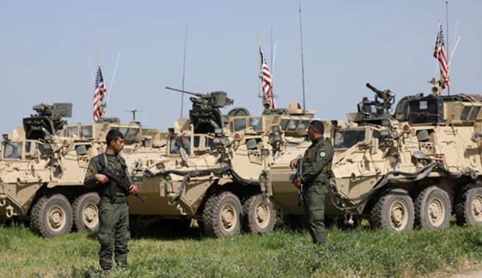 ABD'den PDY'ye asker ve araç takviyesi