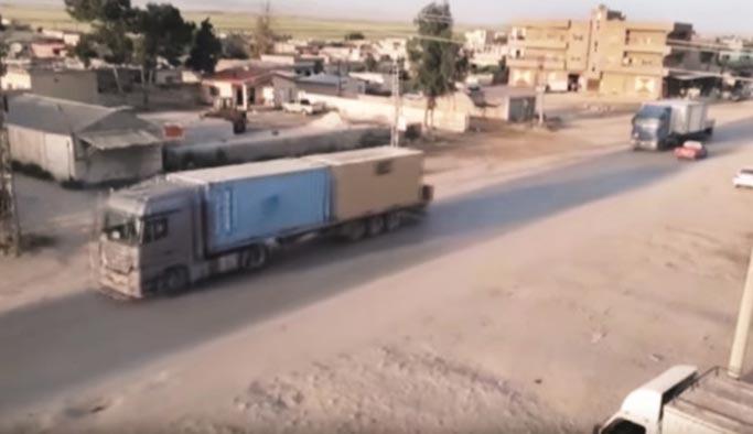 ABD Türkiye'ye satmadığı silahları YPG'ye verdi