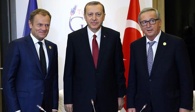 AFP son dakika geçti: Erdoğan AB liderleriyle konuşacak