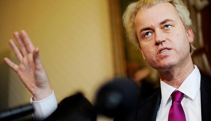 Almanya ırkçı Wilders'ın Tweet'ini engelledi