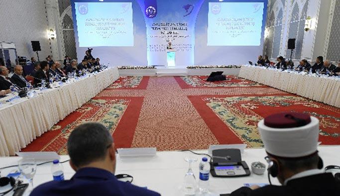'Avrasya İslam Şurası Fetva Meclisi' kuruldu…