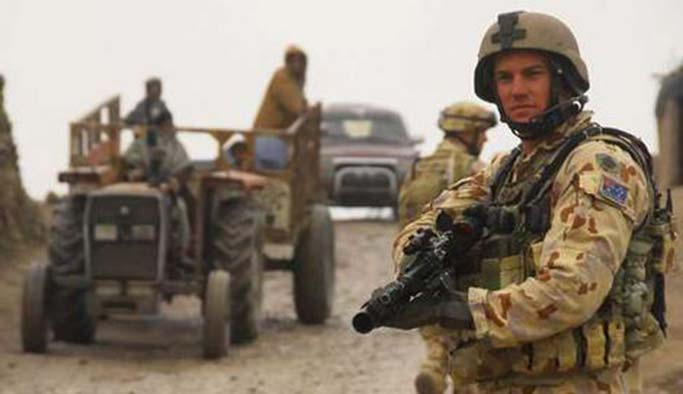 Avustralya'dan Afganistan'a takviye asker