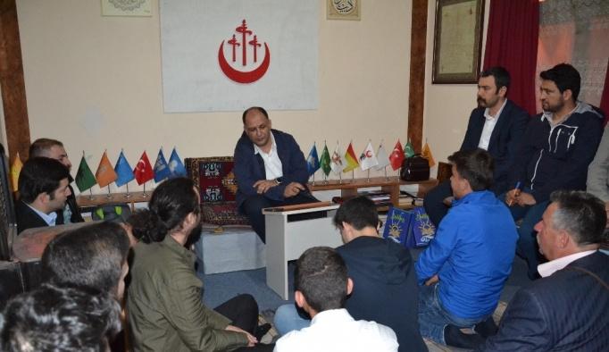 Balıkesir'de 'Türk Milliyetçiliği' paneli