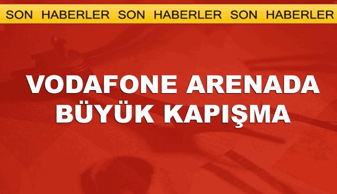 Beşiktaş-Fenerbahçe derbi maçı başladı