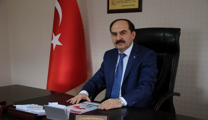 Bilim, Sanayi ve Teknoloji İl Müdürü Kamil Akçadırcı:
