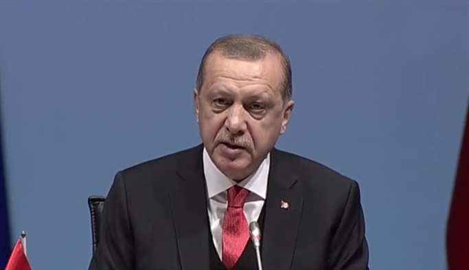 Cumhurbaşkanı Erdoğan: Ayrımcılık yapmıyoruz