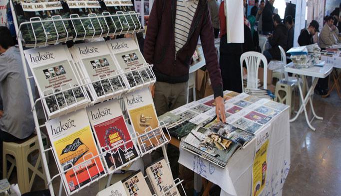 Dergi Fuarı Sirkeci'de başlıyor