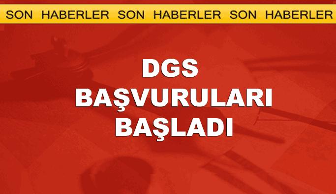 DGS 2017 başvuruları başladı