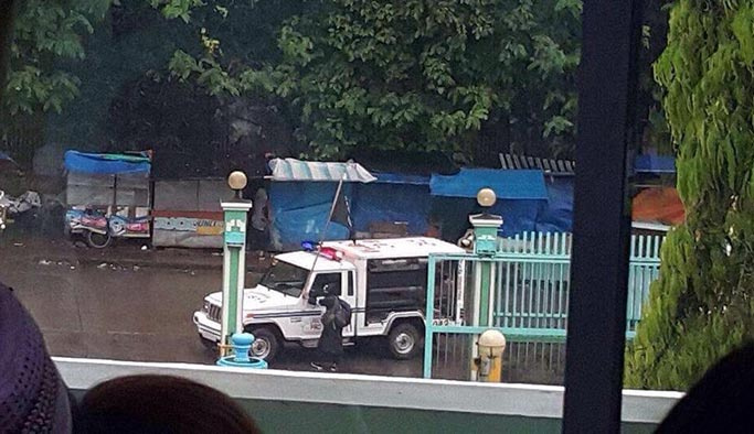 Kuşatma altındaki Marawi'de 8 saatlik ateşkes