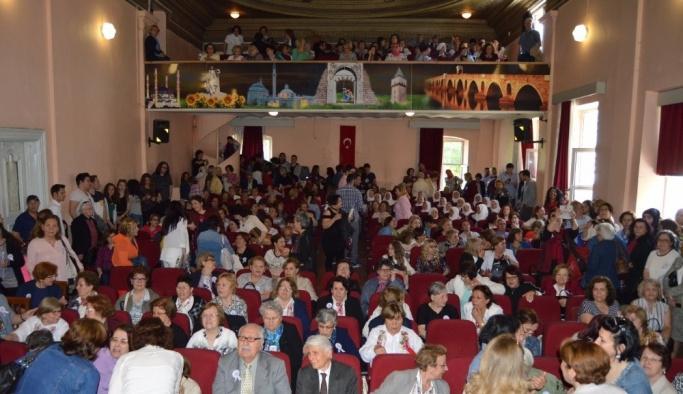 Edirne Anadolu Öğretmen Lisesinin son pilav günü etkinliği