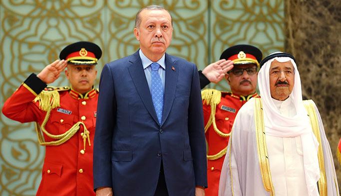 Erdoğan Müslüman liderlere Esed'in durumunu hatırlattı