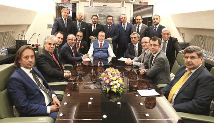Erdoğan: Sözlerimin muhatabı Bahçeli değildi