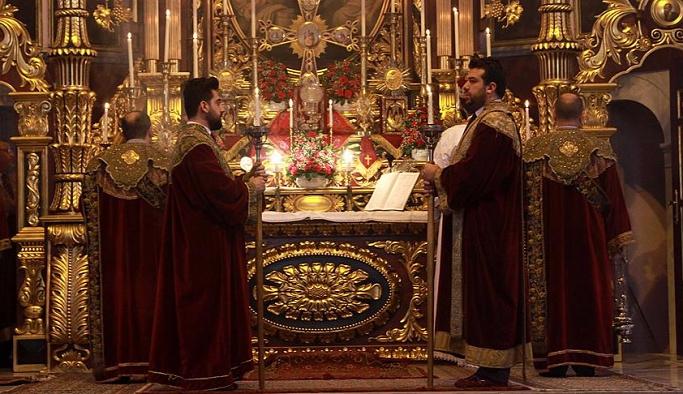 Ermeni Patrikhanesi seçime gidiyor