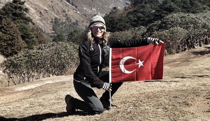 Everest Maratonu'nu bitiren ilk Türk