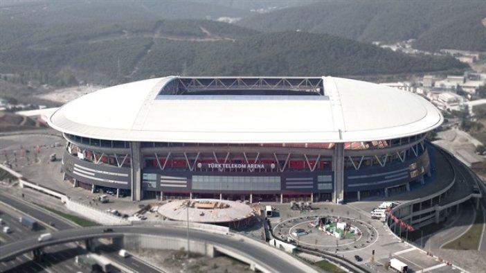 Galatasaray yönetimi 'Arena'nın ismini değiştirdi