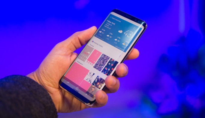 Galaxy S8 için yeni renk seçenekleri