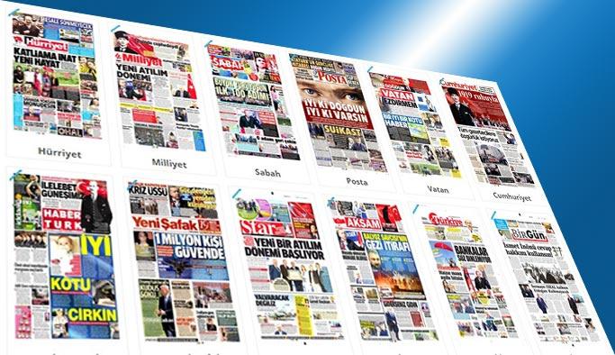 Gazetelerin bugünkü manşetleri - 19 Mayıs 2017