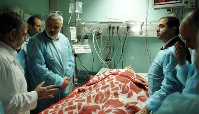 Gazze'de sağlık sektöründe yaşanan kriz