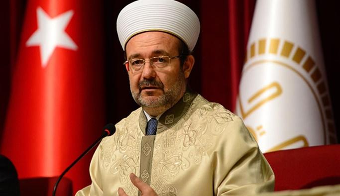 SON DAKİKA! Mehmet Görmez'den FETÖ'ye skandal mektup!