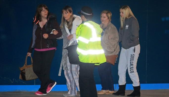 İngiltere'de patlama: Çok sayıda ölü ve yaralı var