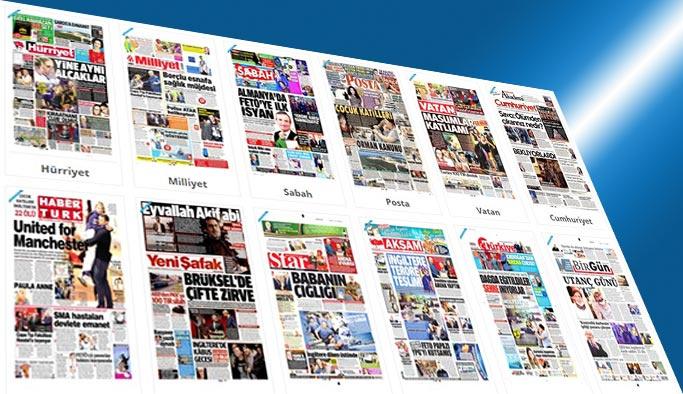 Günün gazete manşetleri - 24 Mayıs 2017